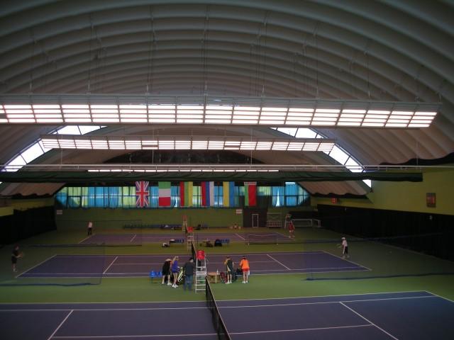 Олімпійська база у Мінську
