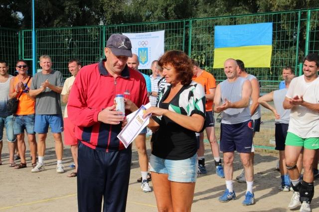 Кращий блокуючий турніру  - Ігор Абдрахманов (Сокіл, Київ)