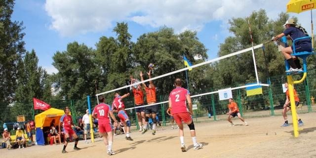 На майданчику команди «Бориспіль» та «Сокіл»