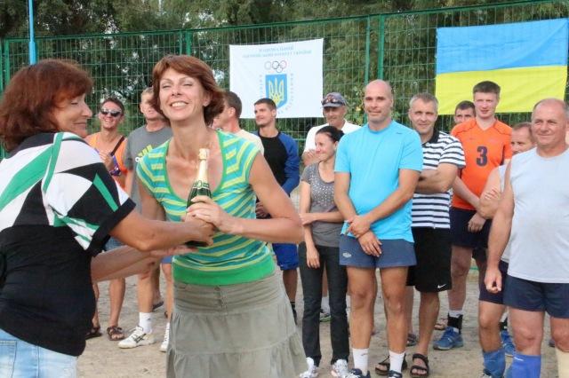Королева  турніру -  Юля Буєва (Тельбін, Київ)