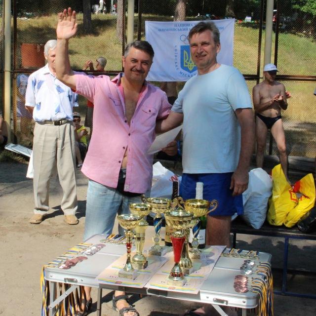 Організатори турніру  - Олександр Ніколенко та Олександр Житний