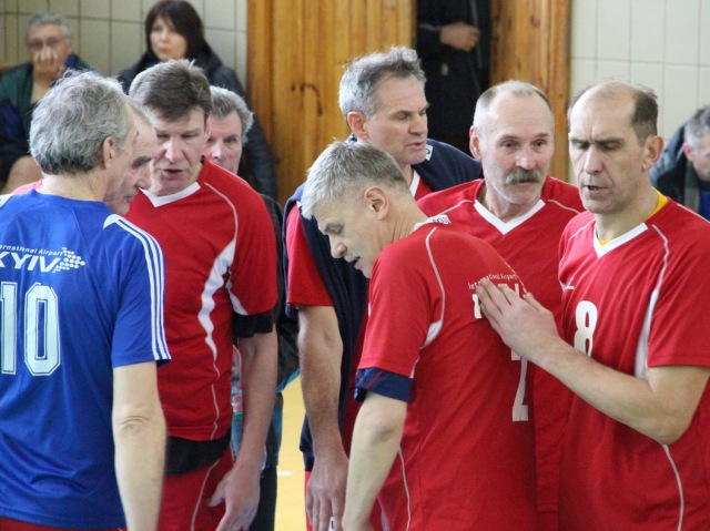 2 місце - команда КПМА «Київ»