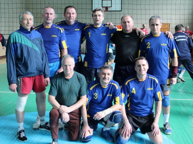 3 місце – Команда «Антал»