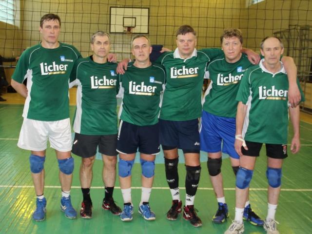 5 місце – команда Чернігова