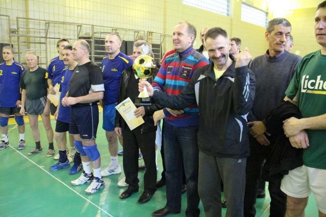 Переможний Кубок  у команди «Фуршет»