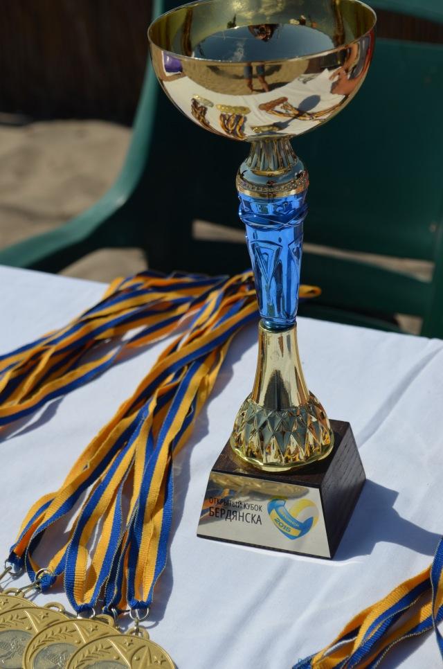 Нагороди турніру