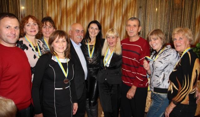 Бронзові медалі турніру виборола жіноча команда з Києва