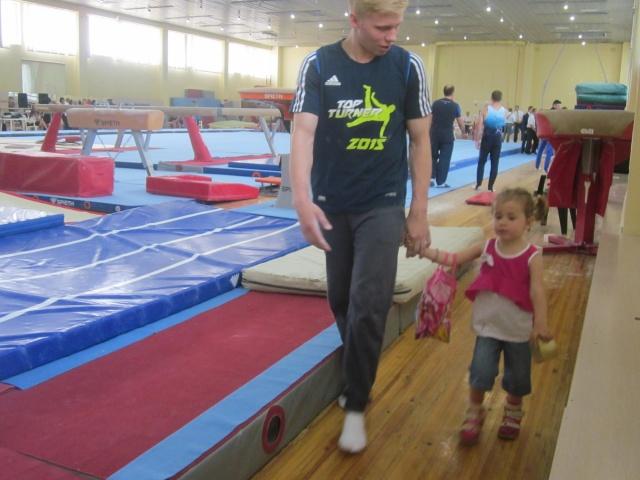 Майбутня надія художньої гімнастики України